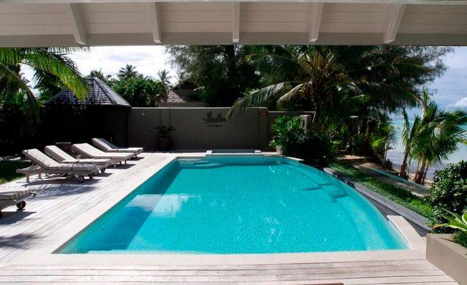 Фото отеля Te Vakaroa Villas 5* - отдых на острове Кука