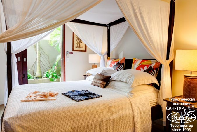 Фото отеля Te Vakaroa Villas 5*