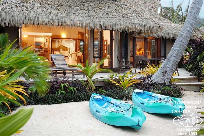 """Отель Rumours Luxury Villas & Spa 5*, острова Кука, VIP отдых, SPA услуги, отдых с """"САН-ТУР"""""""