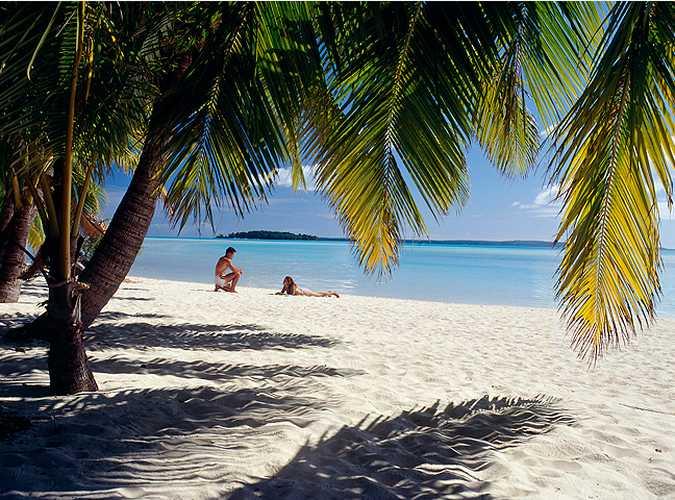 Острова Кука фото