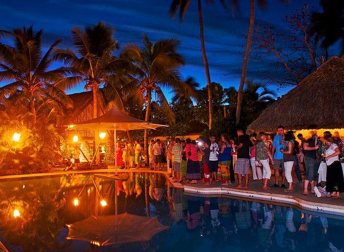 Отель CASTAWAY ISLAND RESORT 5* - отдых на Фиджи от САН-ТУР
