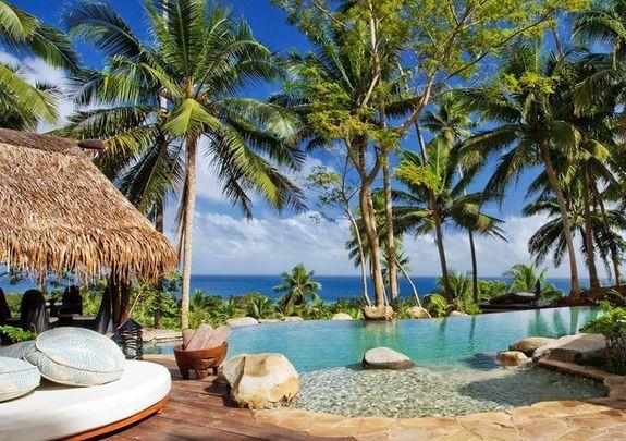 Отель LAUCALA ISLAND 7* DELUXE - отдых на Фиджи САН-ТУР