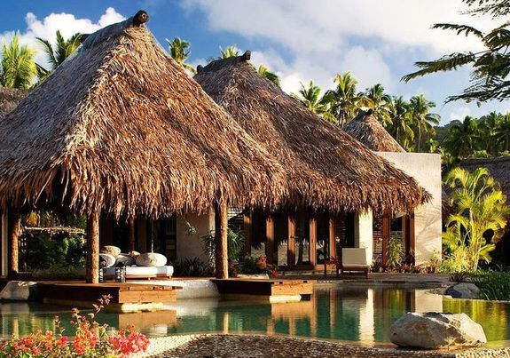 Отель LAUCALA ISLAND 7* DELUXE - отдых на Фиджи САНТУР