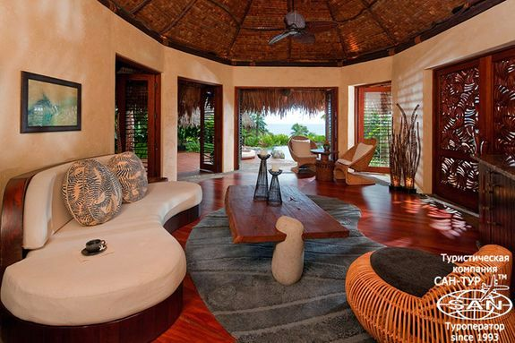 Фото отеля Laucala Island Resorts 7* De Luxe Фиджи