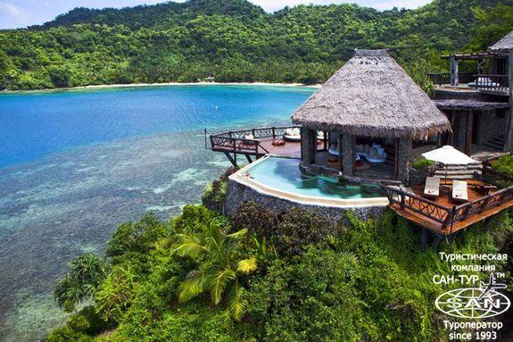 Laucala Island Resort Фиджи