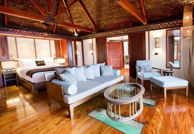 Отель LIKULIKU LAGOON RESORT 5* - отдых на Фиджи от САН-ТУР