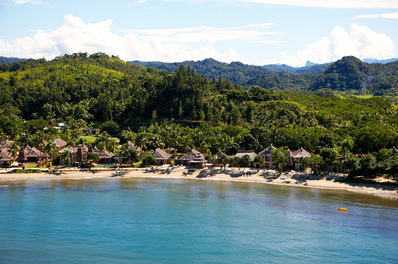 Курорт Nanuku Auberge 5* - южно-тихоокеанский рай на Фиджи