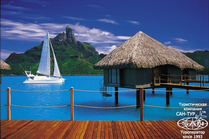 Туры во Французскую Полинезию 2019