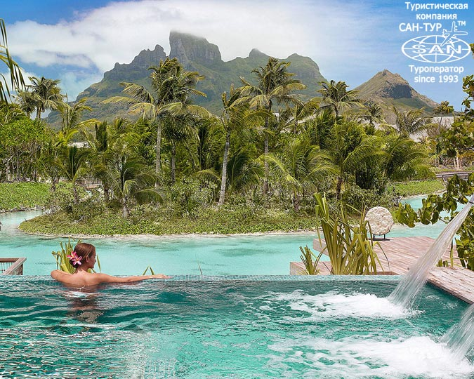 Туры во Французскую Полинезию 2018