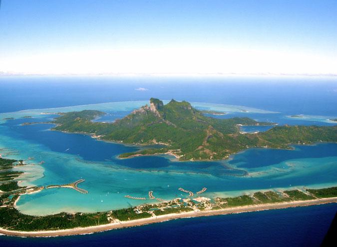 Достопримечательности Французской полинезии