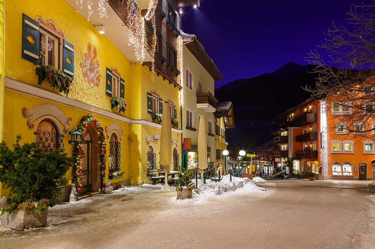 Новогодние туры в Австрию. Курорт Бад Хофгаштайн (Bad Hofgastein)