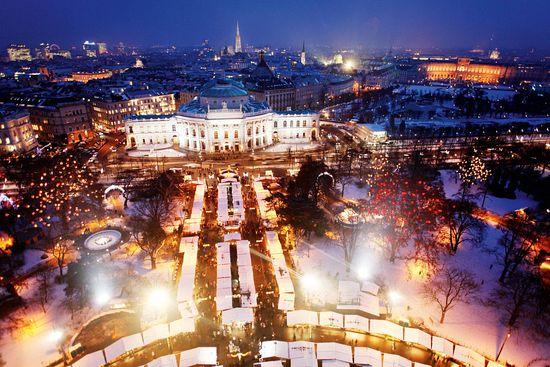 Австрия-сердце Европы