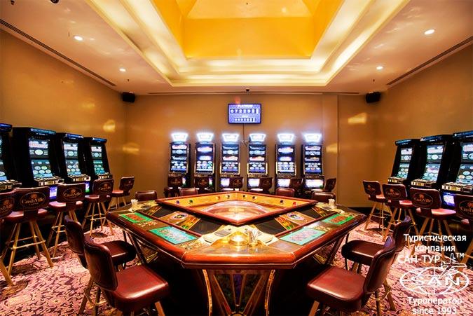 rixos боровое казино