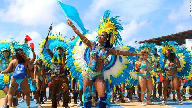 Фестиваль Crop Over на Барбадосе