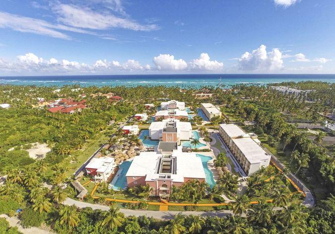Выгодный тур в Доминикану (Пунта Кана)от Туроператора САН-ТУР, отель Breathless Resort & Spa 5*