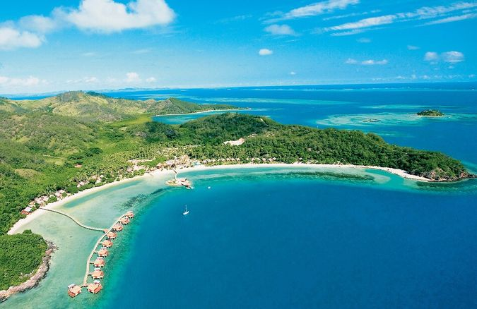 Вити-Леву - самый большой и самый высокий остров Фиджи