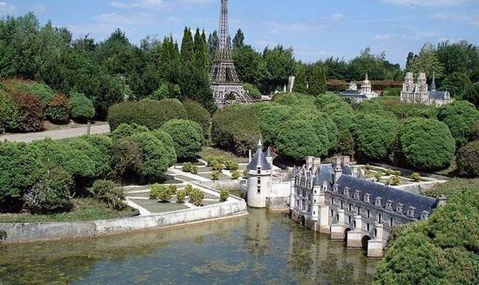 Парк Миниатюрная Франция