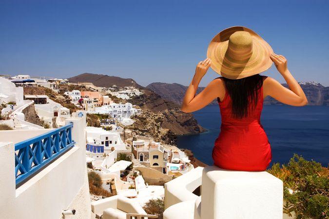 Каникулы в Греции - это рай!