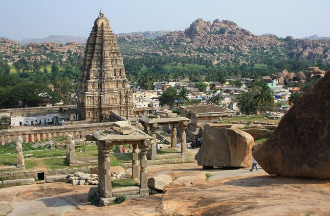essay historical place india