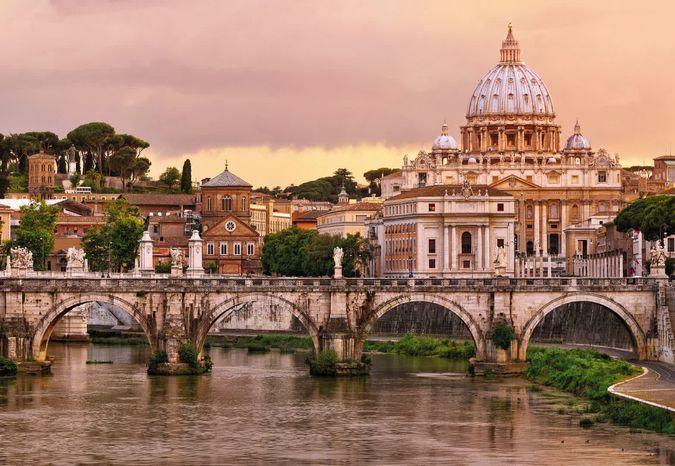 Рим-вечный город