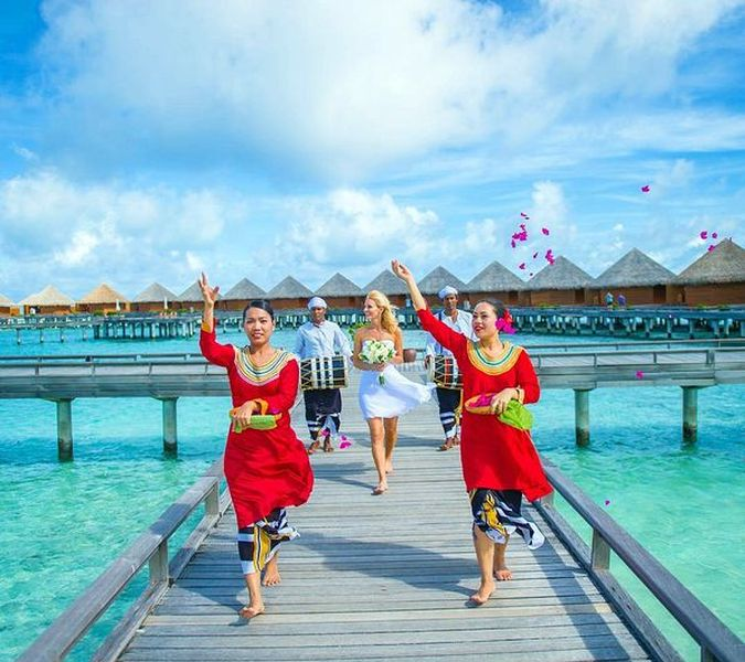 Фото Курорт Baros Maldives 5* истинная романтика для влюбленных
