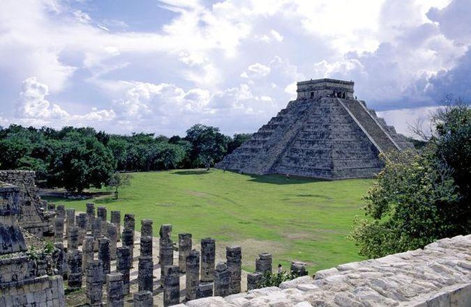 Мистический центр майя Чичен-Ица