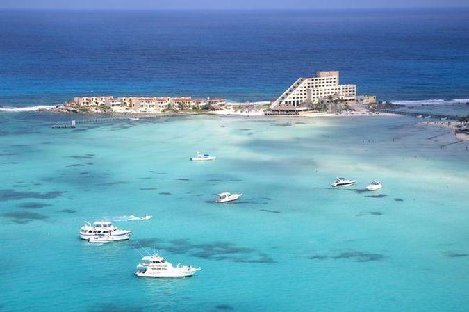 Мухерес - остров моря и веселья
