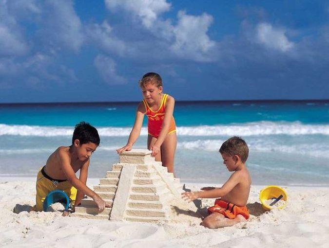 Отдых с детьми в Мексике - путешествие в сказку!
