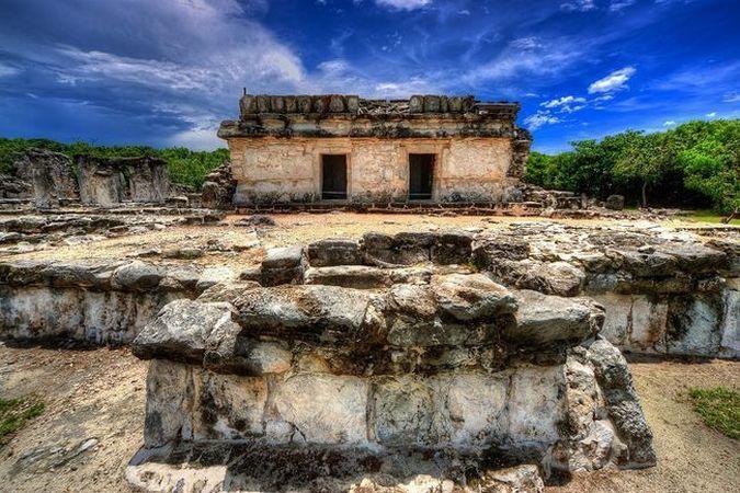 Канкун - путь в мир Майя
