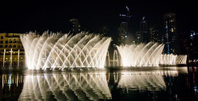 Что нужно посетить в Дубае?