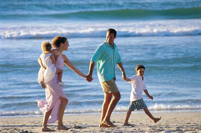 Самые чистые пляжи Европы - в Испании