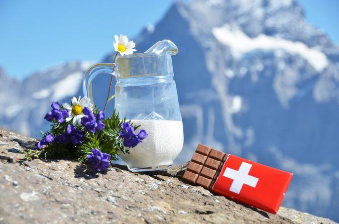 Тур в Швейцарию для сладкоежек