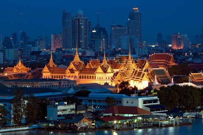 Фотосессия в бангкоке