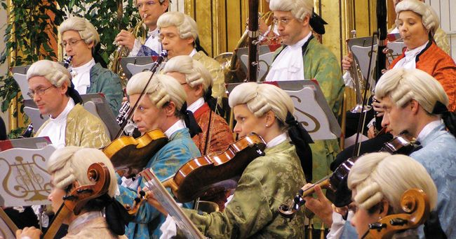 Вена - музыкальная столица мира