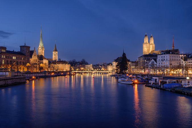 Красоты Швейцарии