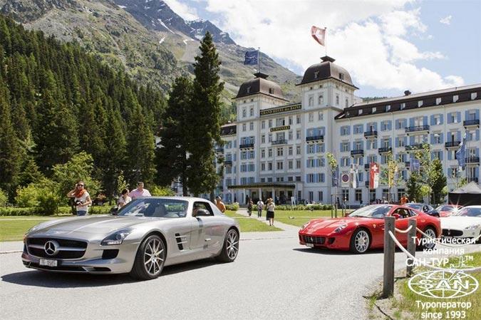 Фото отеля Kempinski Grand Hotel des Bains 5* Швейцария