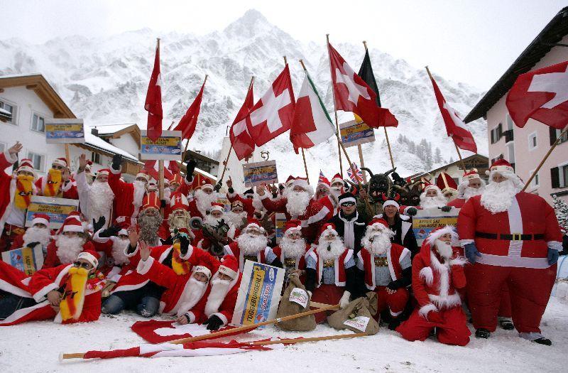 Новогодние туры в Швейцарию