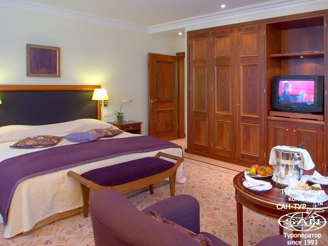 Фото отеля Suvretta House 5* Санкт-Мориц Швейцария